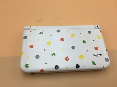 P4138 Nintendo 3DS LL Animal Crossing New Leaf console limited Japan