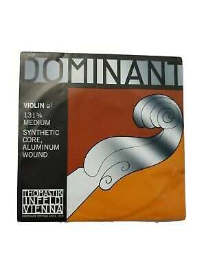 Thomastik Dominant 3/4 Size Violin Strings 3/4 A String Handmade in Austria