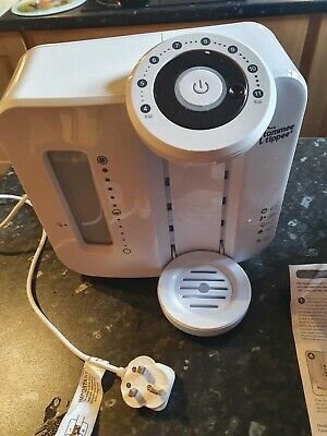 Tommee Tippee  Closer to Nature Prep Machine *Tested* VGC