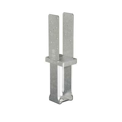 Post Column Standoff Base 4 in. x 6 in. 12-Gauge Corrosion Resistant Steel