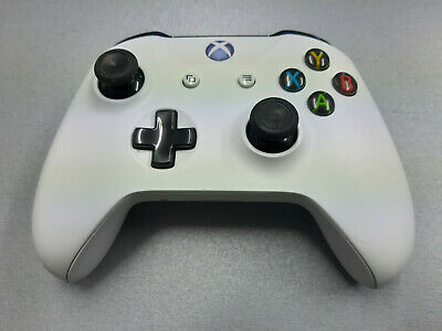Official Microsoft Xbox One S 1708 White Wireless Controller!