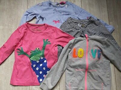 Girls Age 5 Top And Cardigan Bundle Joules Adee Boden
