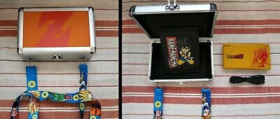 Dragon Ball Z Custom Edition - Nintendo Ds Lite + Charger + Wallet + Case