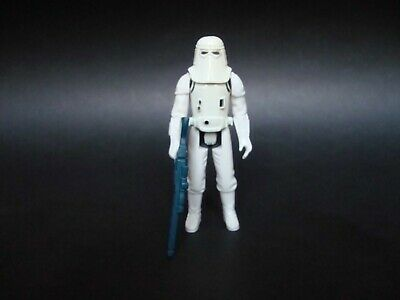 Snowtrooper + Original Weapon COO#1 Vintage Star Wars Figure!