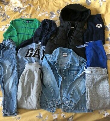 Boys age 2 bundle- next, Gap, H&M. Tops, jackets, jeans