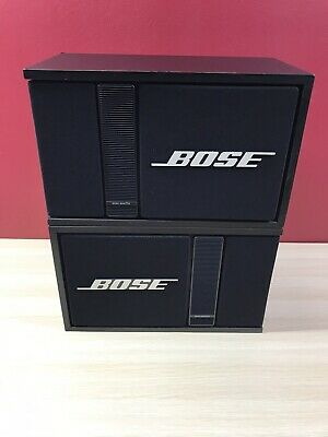 Bose 301 Music Monitor II (2 Speakers)!!