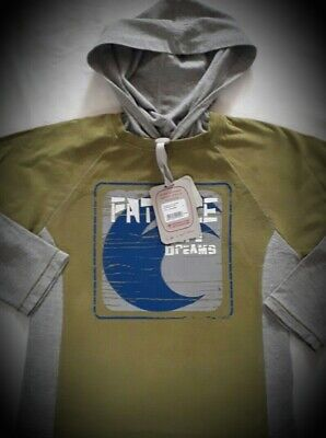 Designer Boys top age 8-9   by fat face hoodie brand new with tags long sleeve