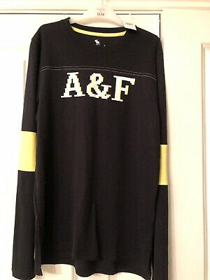abercrombie and fitch boys top Aged 15/16 BNWT