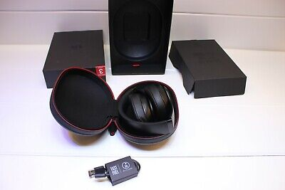 Beats By Dre STUDIO3 WIRELESS MATTE BLACK Bluetooth Over Ear Headphones GRADE B