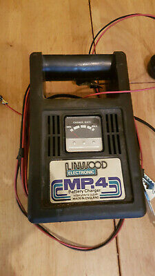LINWOOD MP.4 Battery Charger  Made In England  Excellent condition
