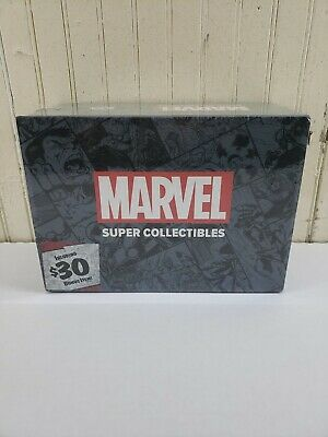 Marvel Super Collectibles Loot Crate New Sealed