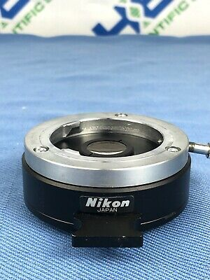 Nikon Polarizing POL Polarizer For Labophot & Optiphot Microscope
