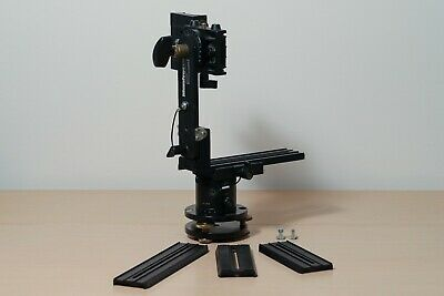 Manfrotto 303 SPH Multi-Row VR Panoranic Head + 338 Levelling Base