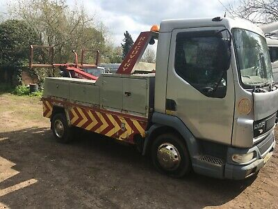DAF Recovery Truck