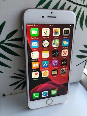 iPhone 6S 16GB (Unlocked) - Rose Gold in great condition