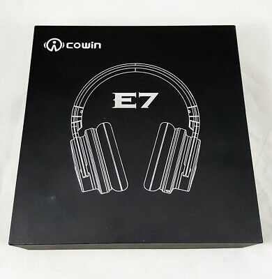 Cowin E7 Active Noise Cancelling Bluetooth Wireless Over-Ear Headphones