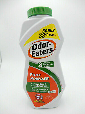 5PK Odor-Eaters Foot Powder 8 oz 041388004464YN