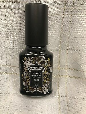 NEW Poo-Pourri Before You Go Toilet Spray Scent Smoky Woods 2 Fl Oz. 59 Ml