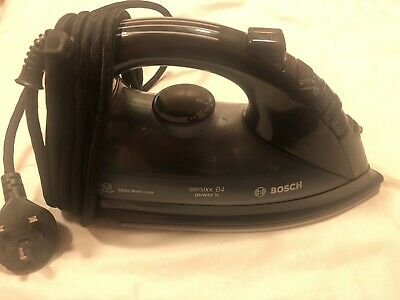 Bosch Sensixx B4 Power II 2.75KW steam iron.