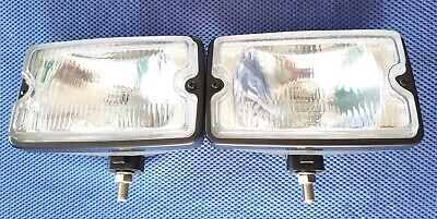 Peugeot 205 83>98 Clear Driving Spot Light Lamp Pair Set & Bulbs