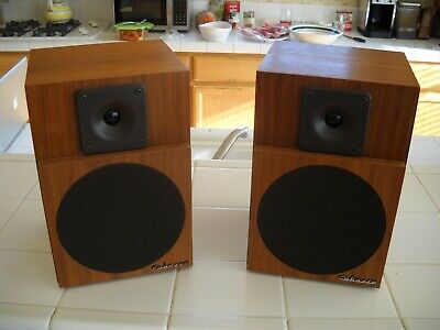 Cabasse Galiote Speakers - Excellent Condition!