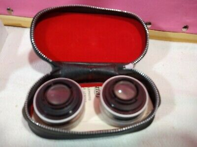 VTG Kaligar Wide Angle & Telephoto Lens Viewfinder Kodak Instamatic Case Group H