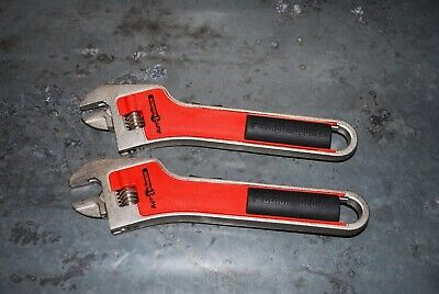 Lot of 2 Black & Decker battery operated Auto Wrench Adjustable