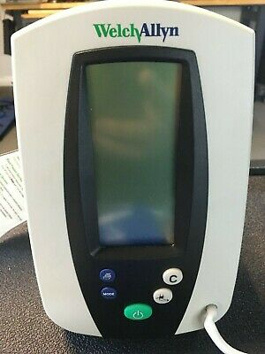 Welch Allyn Spot Vitals 420 Series Blood Pressure Monitor with 3 cuffs and case.
