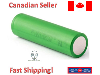 Authentic Sony VTC6 IMR 18650 3000mah30A Rechargeable Battery | Flat Top Li-Ion