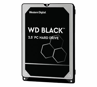 Western Digital WD Black 1TB 2.5' HDD SATA3 6Gb/s 7200RPM 64MB Cache Hard Disk D