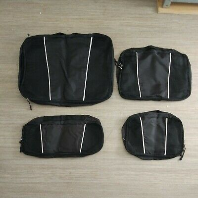 Packing Cubes Travel Pouches Luggage Organiser Suitcase Storage Bag