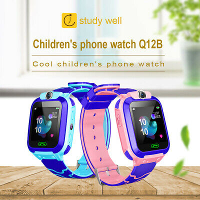 Watch Orologio intelligente per bambini Q12B Smartwatch Phone per Android IOS-IT