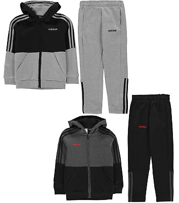adidas Trainingsanzug Sportanzug Kinder Jungen Jogginganzug 8088