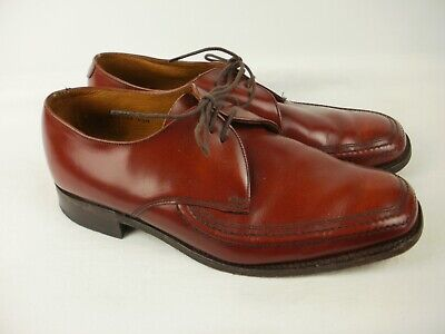 A Pair Of Mens Brown Leather Lotus  Shoes Size Uk 8.