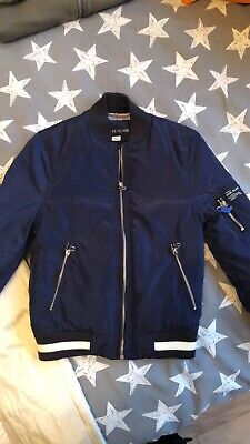 Boys River island Bomber Jacket Age 5 Years