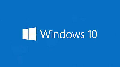 Windows 10 PRO Professional / Original / 32 od.64-Bit / Vollversion / DE / Key