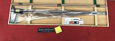 *NEW* MITUTOYO JAPAN MADE 40 Inch Absolute Digital Caliper(MACHINIST TOOL) P482