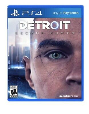 Detroit: Become Human PS4 [Factory Refurbished]