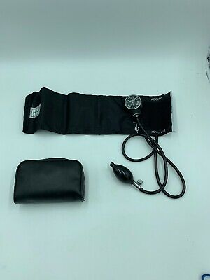 Gen-Med Sphygmomanometer Blood Pressure Cuff Adult Kit With Case