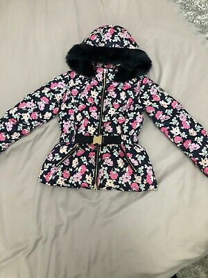 Girls Juicy Couture Coat Age 12