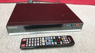 Samsung BD-DT7800 - Smart HD TV Recorder with Freeview - Working