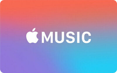 Apple Music for 6 months (Upgrade Current Account!)