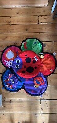 Lamaze Spin & Explore Baby Play Mat - Great For Tummy Time!