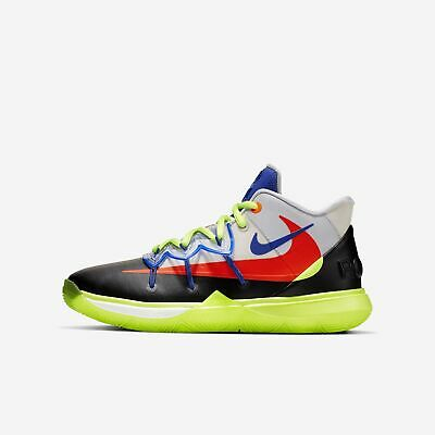 """Kulture Kicks /""""Natural Born Star/"""" Tee to the Match Patrick Kyrie 5 Sneakers"""