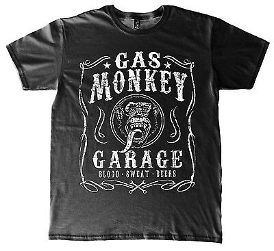 4XL Officially Licensed Gas Monkey Garage 5XL Men/'s T-Shirt 04-WINGS 3XL