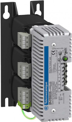 Schneider Electric ABL8TEQ24200 PSU 20A 480W 24V, Rectified and Filtered Power S