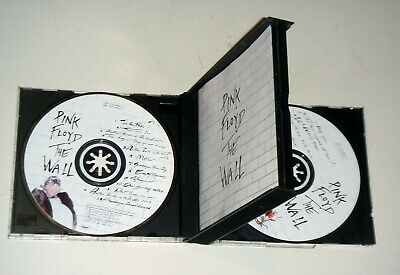 Pink Floyd The Wall 2 CD SET FREE SHIP
