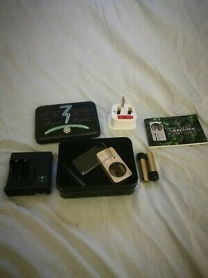 Used Magic Flight Launch Box Vaporiser Portable Vape Kit Genuine Vaporiser