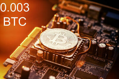 Bitcoin Mining Contract 4 Hours   Get BTC in Hours not Days 0.003 BTC Guaranteed