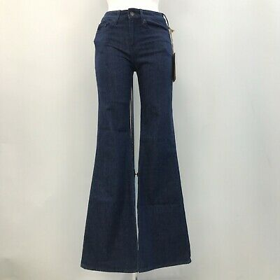 NEW LEVIS Blue Cotton Denim Look Casual Stylish Jeans Womens Size UK 8 473681